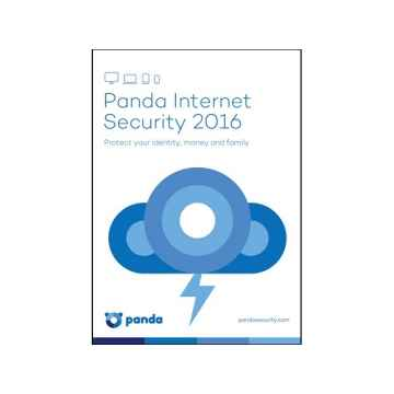 Panda Internet Security 2016 - 6 Devices / 1 Year