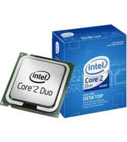 Processeur Intel® Core™2 Duo E6300 (Utilisé)