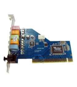 5.1 Channel Surround PCI Audio Sound Card VIA VT1723