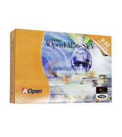 AOpen FM56-SVV FAX/MODEM