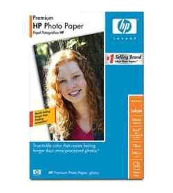 "Papier Photo 4x6"" HP Premium (100 feuilles)"